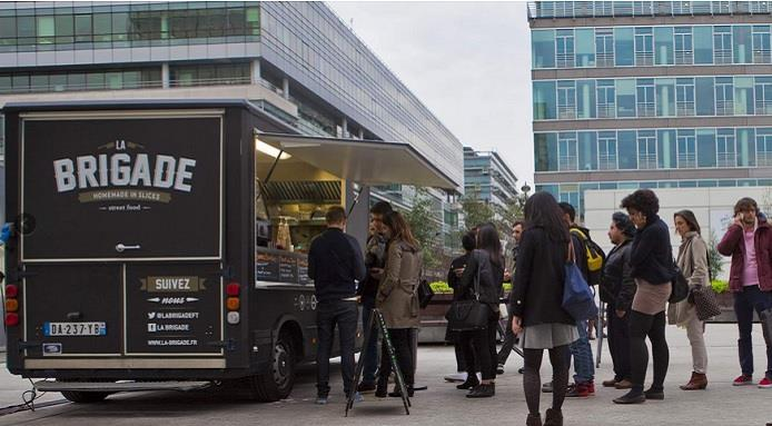 La Brigade FoodTruck Paris